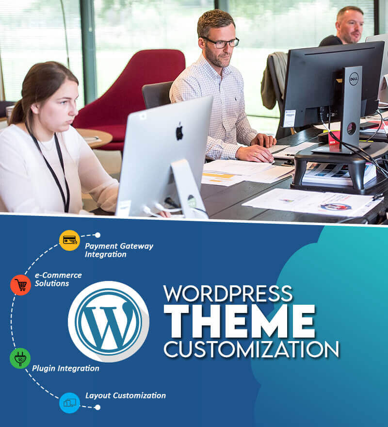 Custom wordpress theme development company USA | Australia